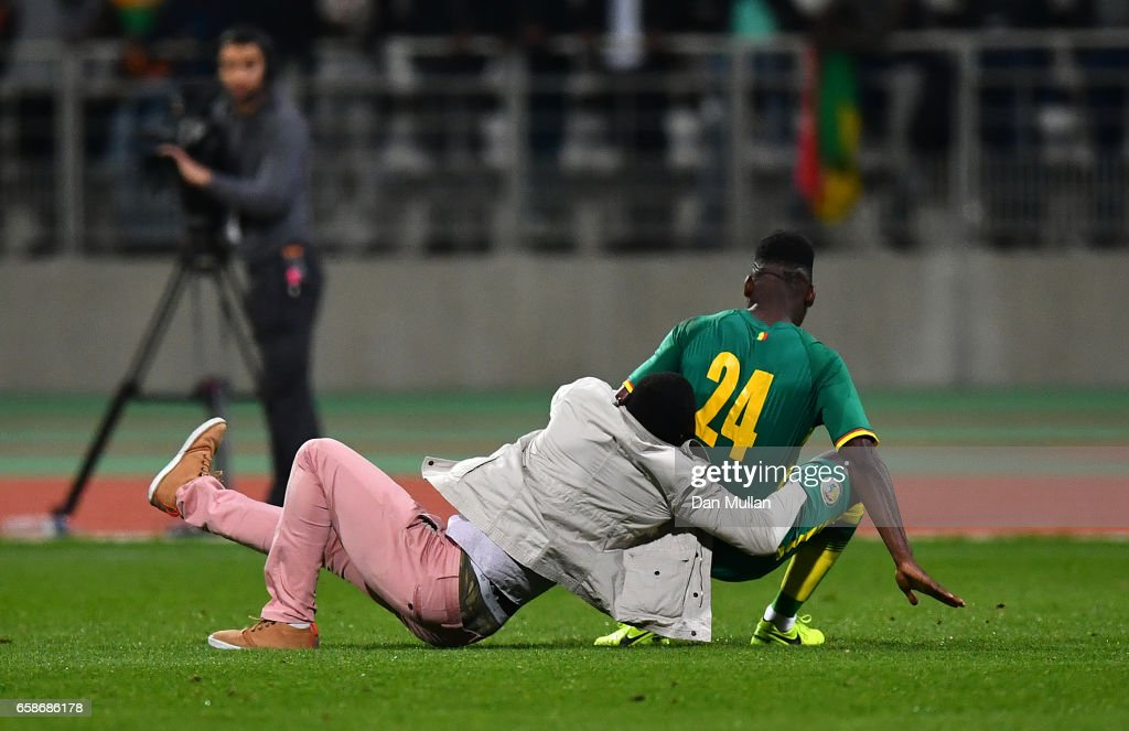 Ivory Coast v Senegal - International Friendly : News Photo