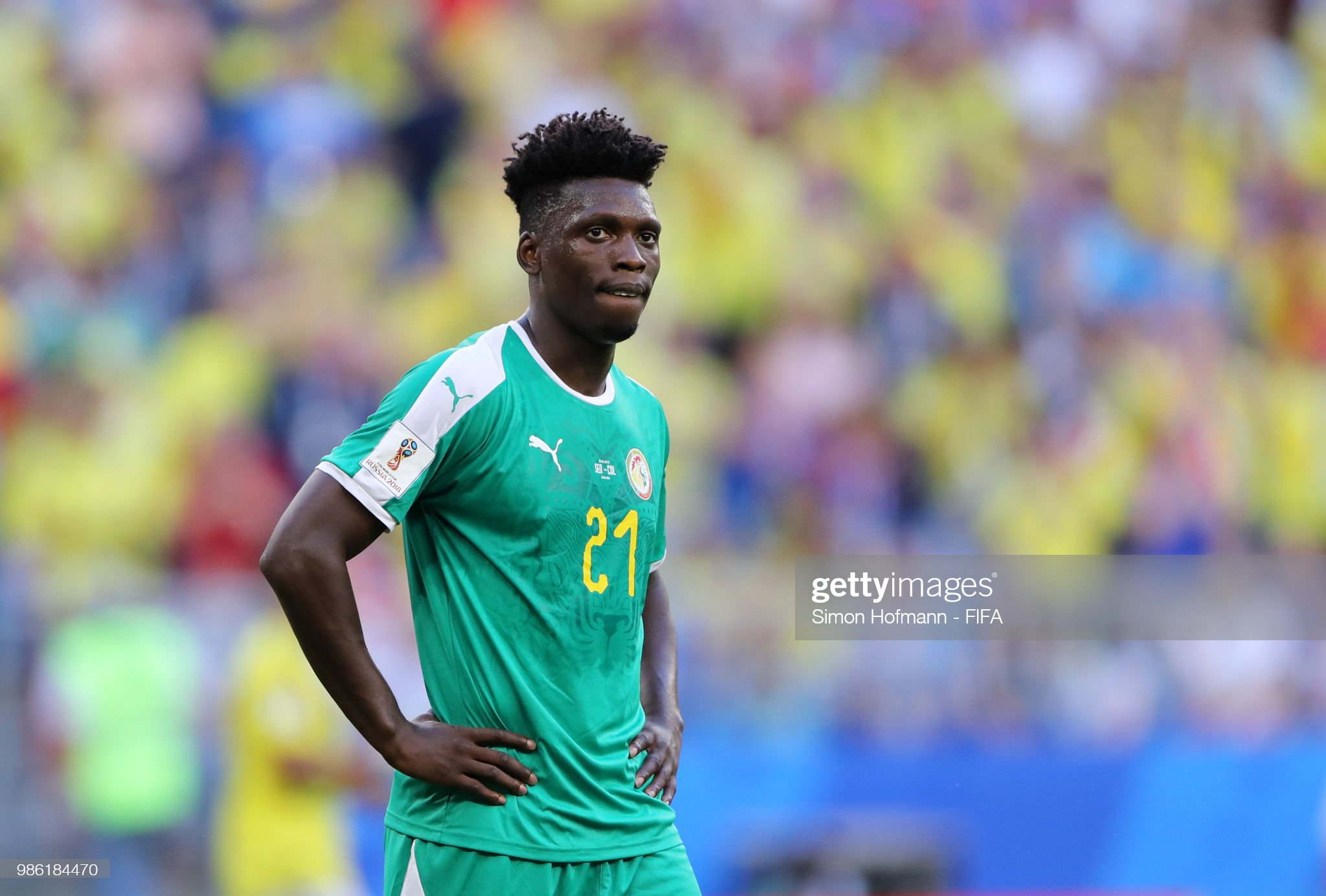 Senegal v Colombia: Group H - 2018 FIFA World Cup Russia : Photo d'actualité