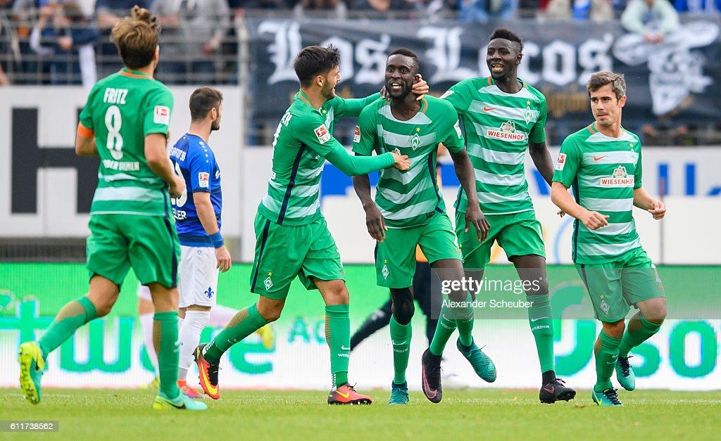 SV Darmstadt 98 v Werder Bremen - Bundesliga