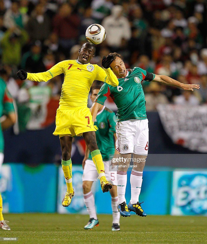 Senegal v Mexico