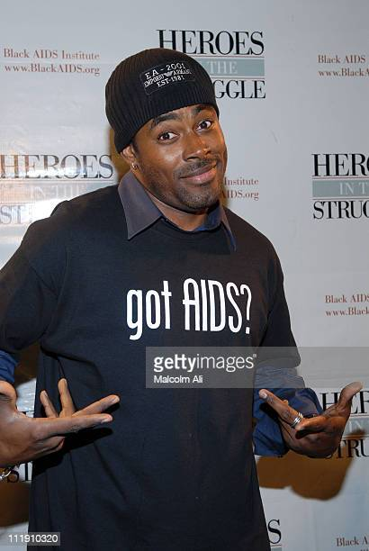 Lamman Rucker during The Black AIDS Institute 6th Annual Heroes in the Struggle Gala at Director's Guild in Los Angeles California United States