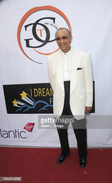 Lamont McLemore arrives for 2nd Annual HAPAwards held at Alex Theatre on September 30 2018 in Glendale California