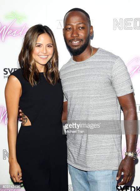 Lamorne Morris arrives at the Los Angeles premiere of Neon's Ingrid Goes West held at ArcLight Hollywood on July 27 2017 in Hollywood California