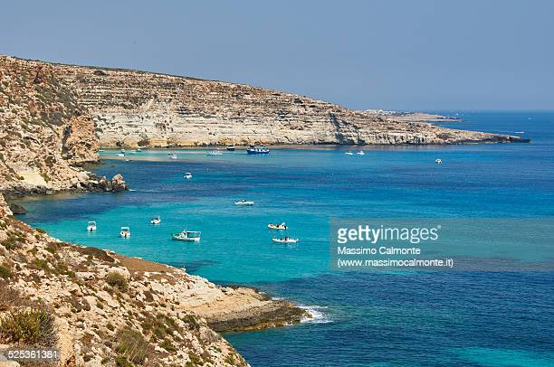 Lampedusa South coast