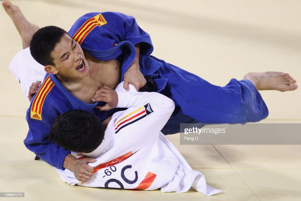 16th Asian Games - Day 4: Judo : News Photo