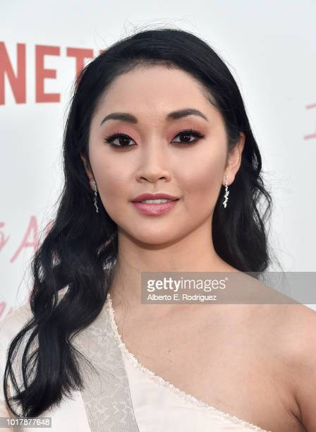 Lana Condor attends a screening of Netflix's To All The Boys I've Loved Before at Arclight Cinemas Culver City on August 16 2018 in Culver City...