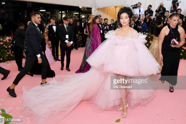 Lana Condor attends The 2019 Met Gala Celebrating Camp Notes on Fashion at Metropolitan Museum of Art on May 06 2019 in New York City