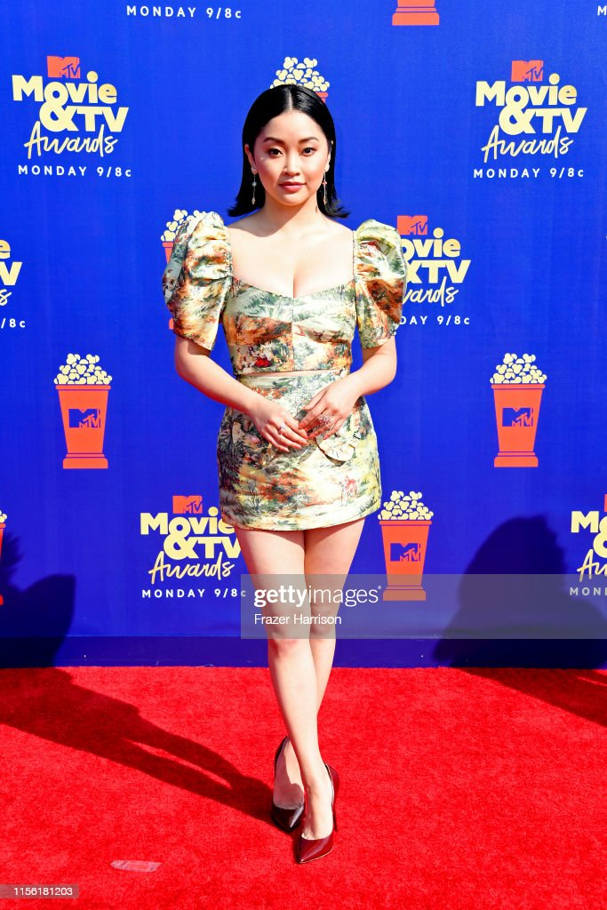 2019 MTV Movie And TV Awards - Arrivals : Fotografía de noticias