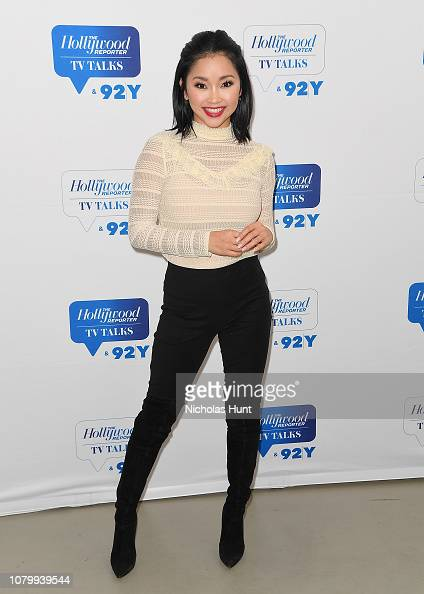Lana Condor attends The Hollywood Reporter TV Talks ...