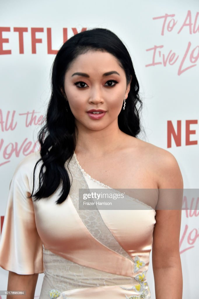 "Screening Of Netflix's ""To All The Boys I've Loved Before"" - Arrivals : News Photo"