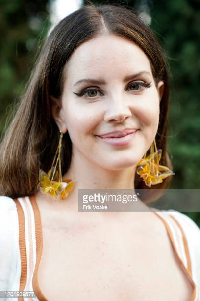 Lana Del Rey attends 2020 Roc Nation THE BRUNCH on January 25, 2020 in Los Angeles, California.