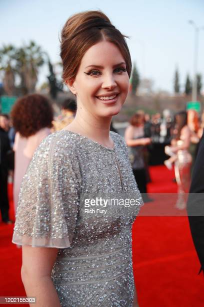 Lana Del Rey attends the 62nd Annual GRAMMY Awards at STAPLES Center on January 26 2020 in Los Angeles California