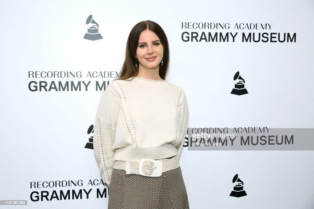 The Drop: Lana Del Rey : News Photo