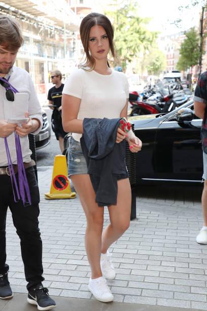 GBR: London Celebrity Sightings -  July 23, 2019