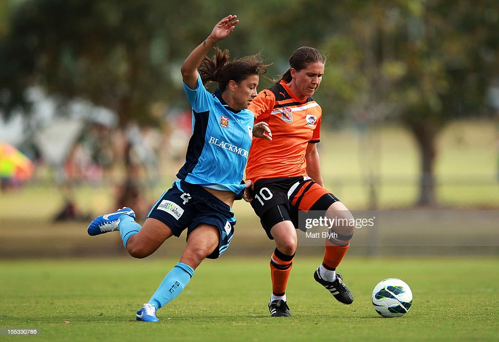 W-League Rd 3 - Brisbane v Sydney : News Photo