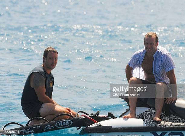 Lana I Ka Moana McGarrett and Danny'™s relaxing day at sea takes a deadly turn when their boat is hijacked and they are left to die in the middle of...