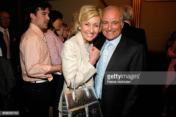 Lana Marks and Dr Marks attend Opening Night Of Legally Blonde at The Palace Theatre and Cipriani 42nd Street on April 29 2007 in New York