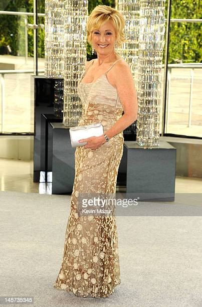 Lana Marks attends 2012 CFDA Fashion Awards at Alice Tully Hall on June 4 2012 in New York City
