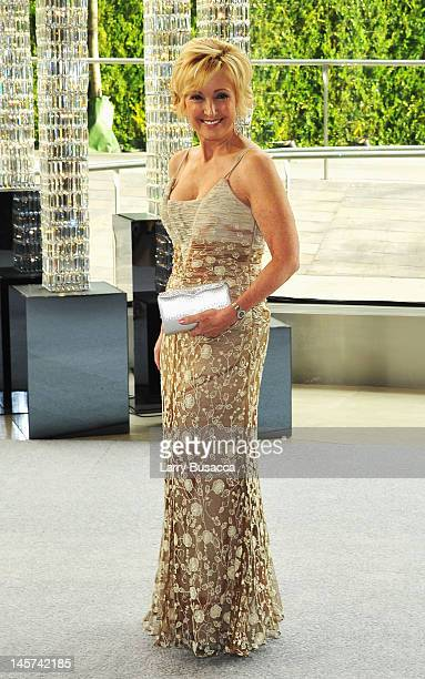 Lana Marks attends the 2012 CFDA Fashion Awards at Alice Tully Hall on June 4 2012 in New York City