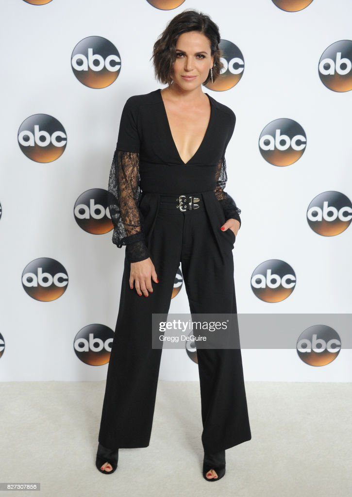 Lana Parrilla arrives at the 2017 Summer TCA Tour - Disney ABC Television Group at The Beverly Hilton Hotel on August 6, 2017 in Beverly Hills, California.
