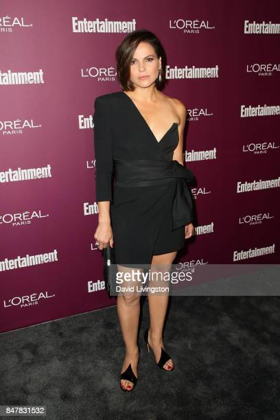 Lana Parrilla attends the Entertainment Weekly's 2017 PreEmmy Party at the Sunset Tower Hotel on September 15 2017 in West Hollywood California