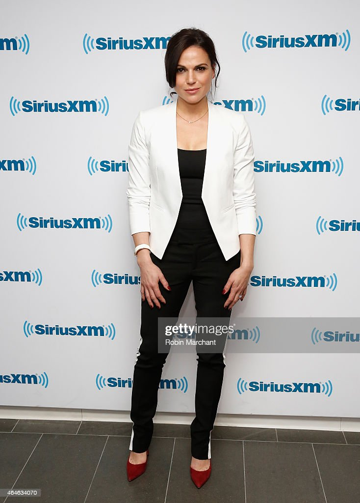 Celebrities Visit SiriusXM Studios - February 27, 2015
