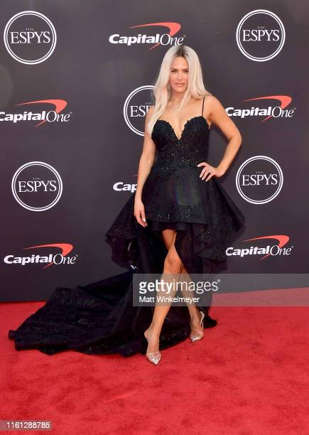 CJ Lana Perry attends The 2019 ESPYs at Microsoft Theater on July 10 2019 in Los Angeles California