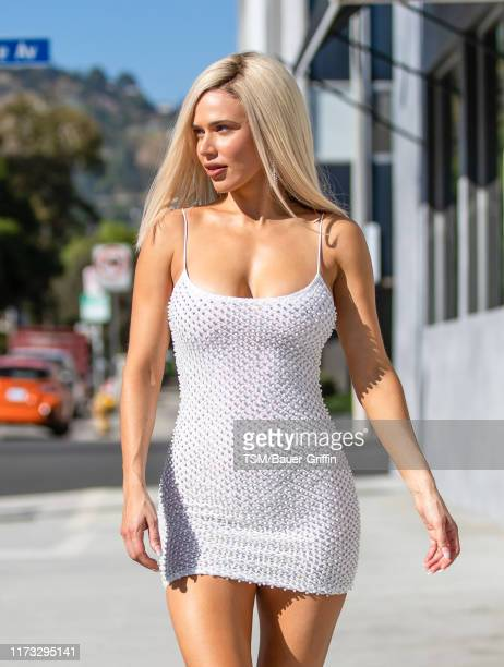 Lana' Perry is seen on October 02, 2019 in Los Angeles, California.