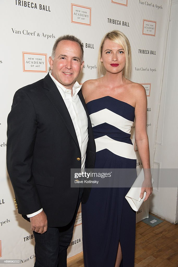 Lana Smith attends the 2015 Tribeca Ball at New York Academy of Art on April 13, 2015 in New York City.
