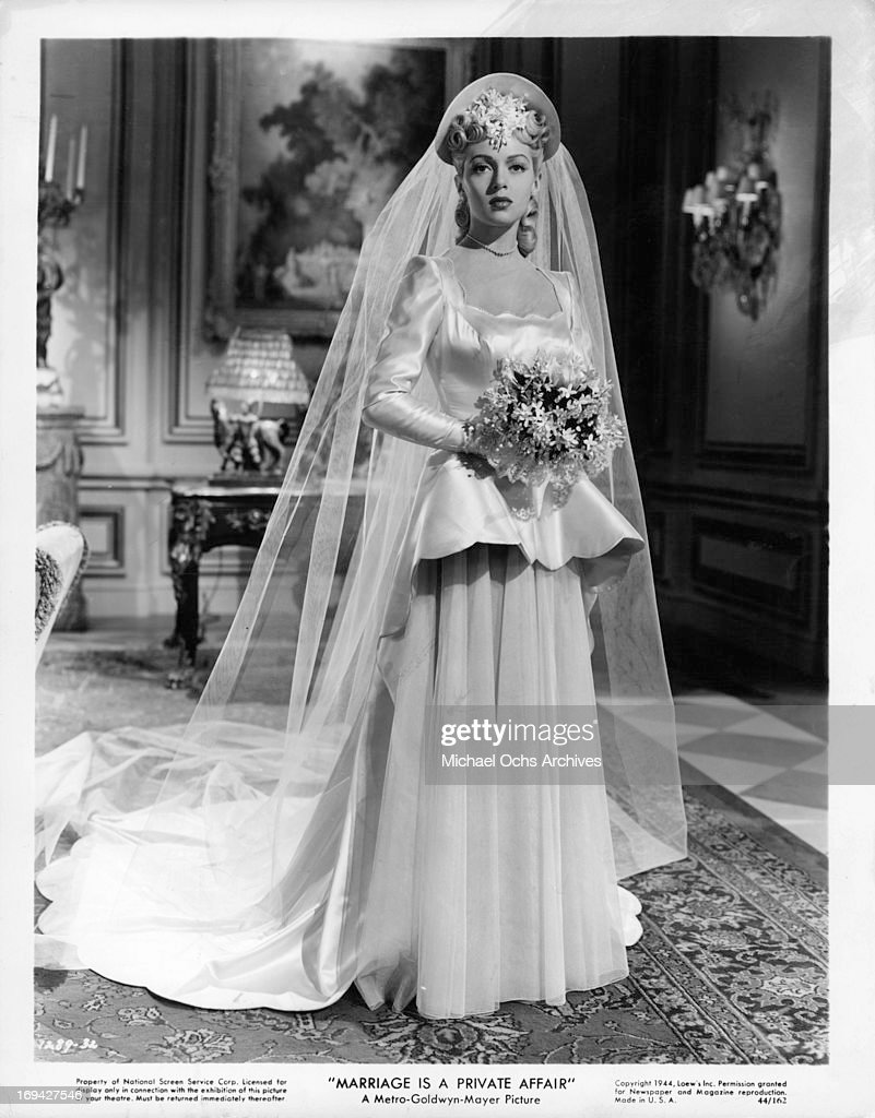 Lana Turner In \'Marriage Is A Private Affair\' Pictures | Getty Images