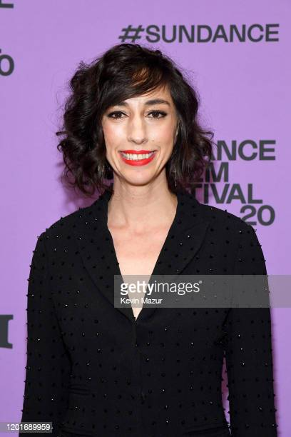 Lana Wilson attends the Netflix premiere of Miss Americana at Sundance Film Festival on January 23 2020 in Park City Utah