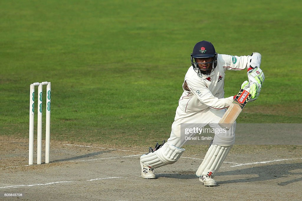 Lancashire v Middlesex - Specsavers County Championship: Division One : News Photo