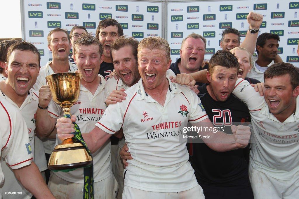 Somerset v Lancashire - LV County Championship