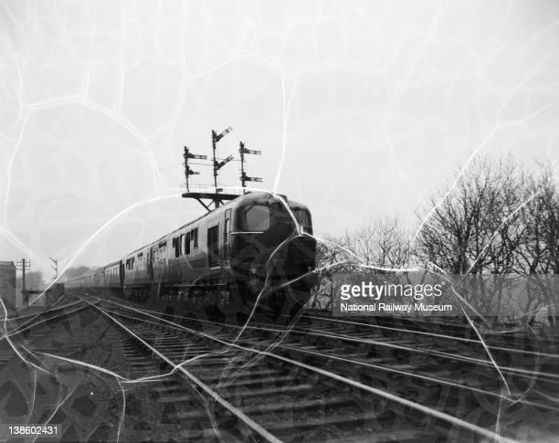Lancaster 23 January 1957