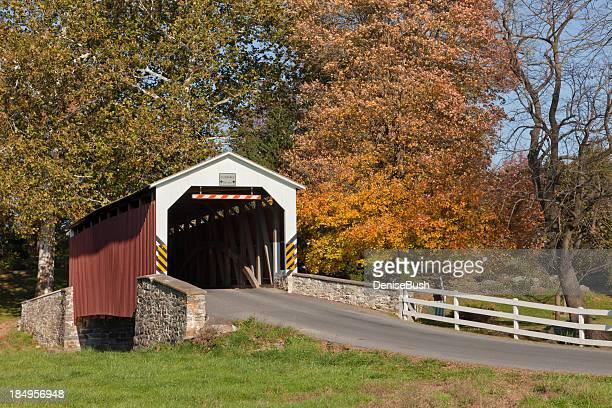 ランカスター屋根付き橋