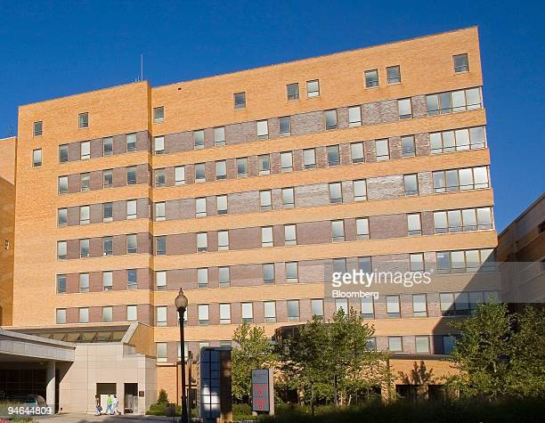 Lancaster General Hospital is seen in Lancaster Pennsylvania Monday October 2 2006 Four people were taken to Lancaster General Hospital after gunman...