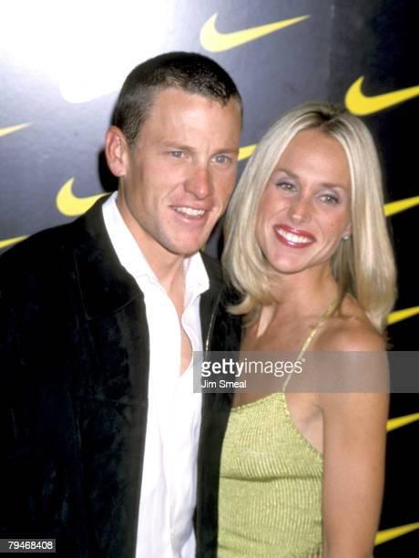 Lance Armstrong and Kristin Richard
