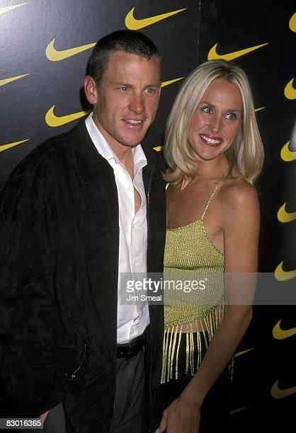 Lance Armstrong And Wife Kristin Richard