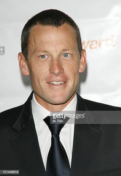 Lance Armstrong during 3rd Annual Los Angeles Gala for the Christopher and Dana Reeve Foundation at Century Plaza Hotel in Century City, California,...