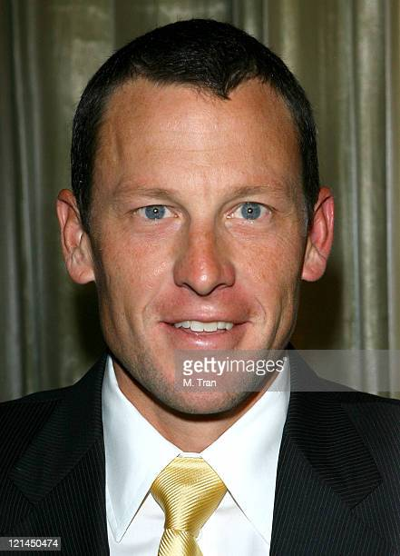 Lance Armstrong during Phase One on 'The Road to Curing Cancer' 8th Annual Gala Maxine Nightingale Rocks 'A Night at the Casbah' at Fours Season...