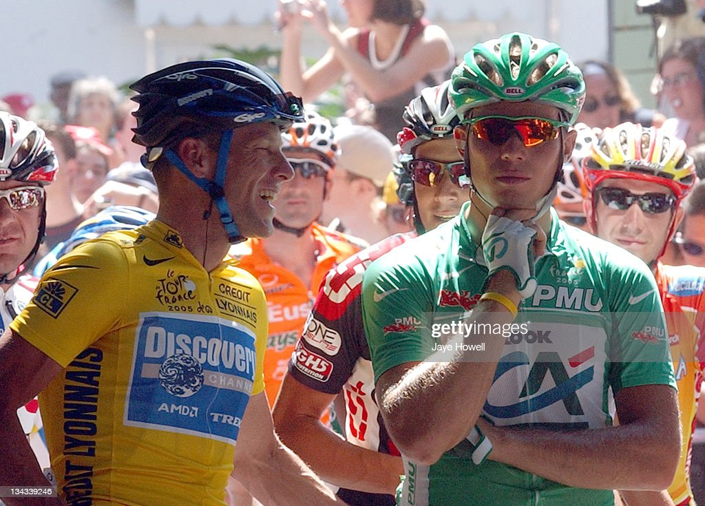 Cycling - 2005 Tour de France - Stage 18 - Albi to Mende