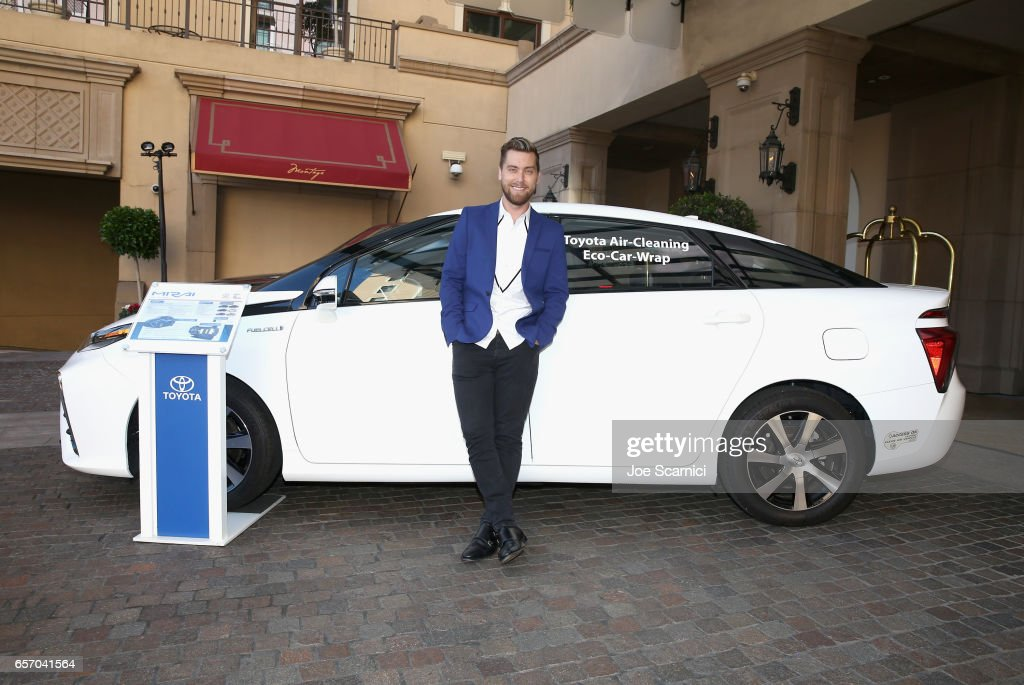 Lance Bass at EMA Impact Summit Presented by Toyota Mirai at Montage Beverly Hills on March 23, 2017 in Beverly Hills, California.