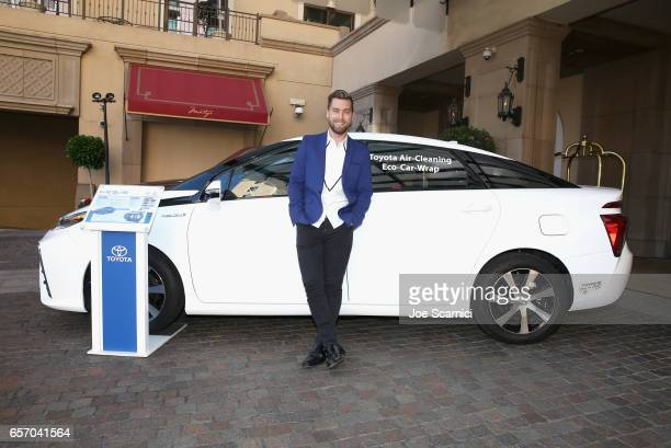 Lance Bass at EMA Impact Summit Presented by Toyota Mirai at Montage Beverly Hills on March 23 2017 in Beverly Hills California