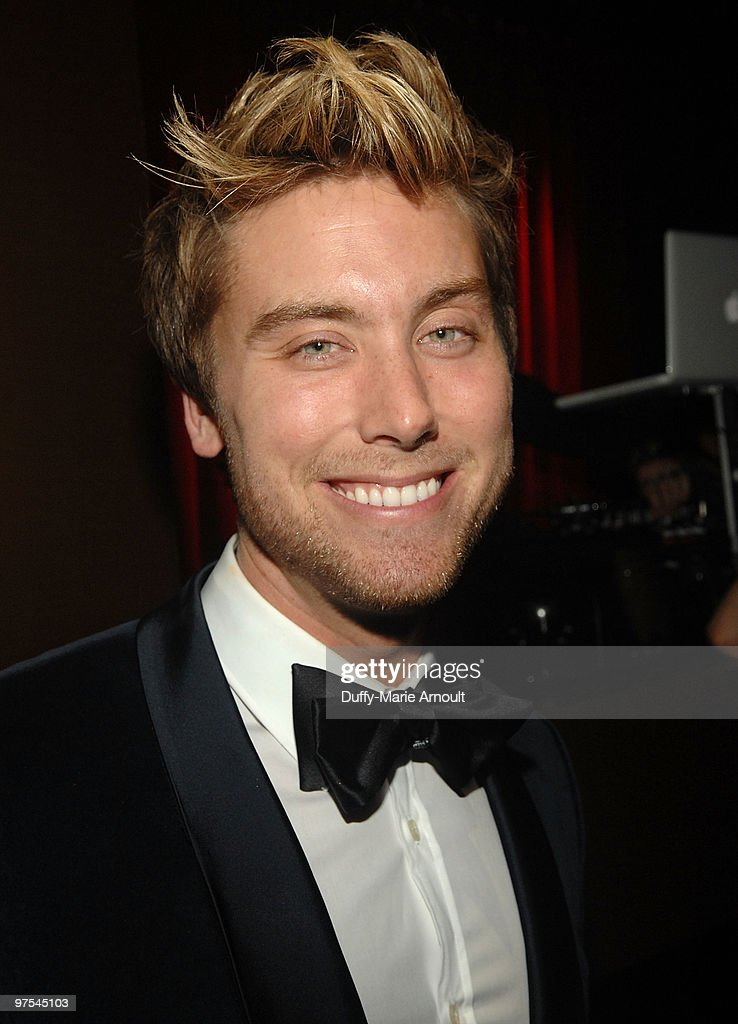 Lance Bass attends E! Oscar Viewing And After Party at Drai's Hollywood on March 7, 2010 in Hollywood, California.
