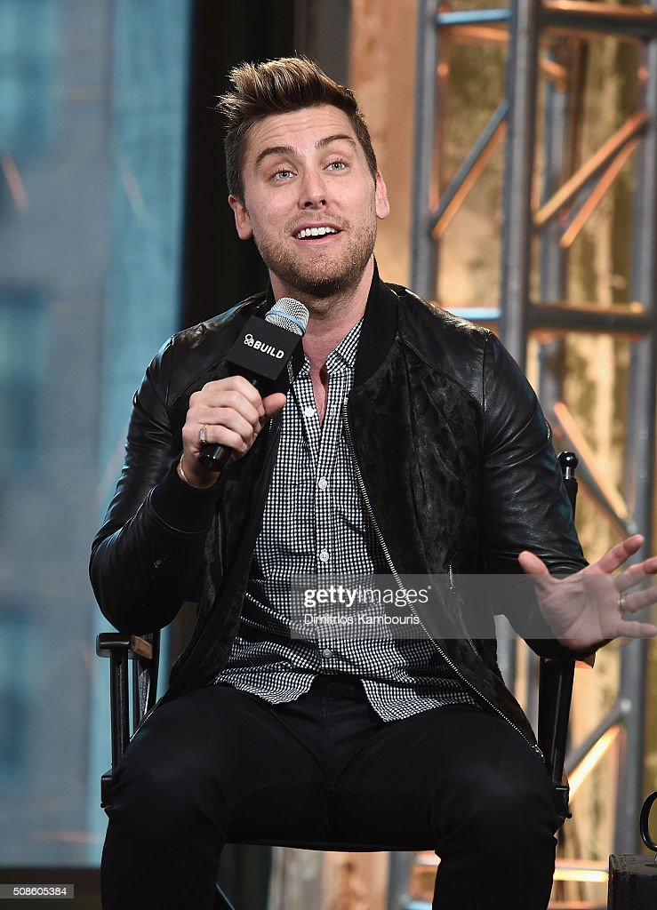 Lance Bass attends the AOL Build Speaker Series - Lance Bass, 'Dirty Pop with Lance Bass' at AOL Studios In New York on February 5, 2016 in New York City.
