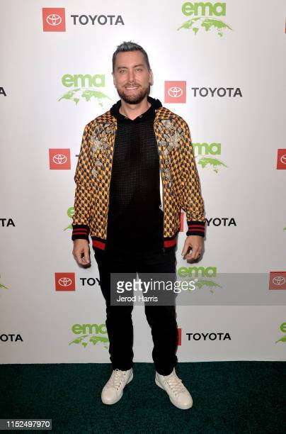 Lance Bass attends the EMA IMPACT Summit Day One at Montage Beverly Hills on May 29 2019 in Beverly Hills California