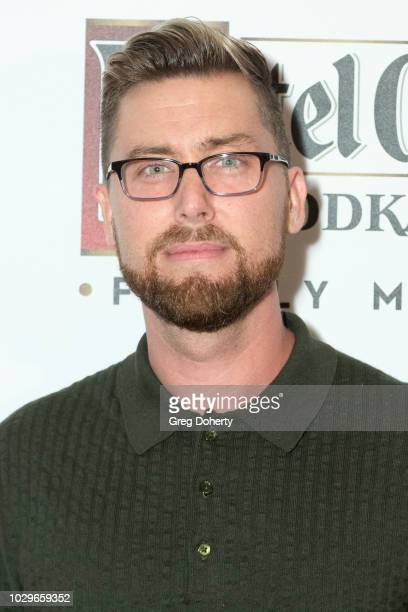 Lance Bass attends the Ketel One FamilyMade Vodka Celebrates Queer Eye Cast At PreEmmy Party at Kimpton La Peer Hotel on September 8 2018 in West...
