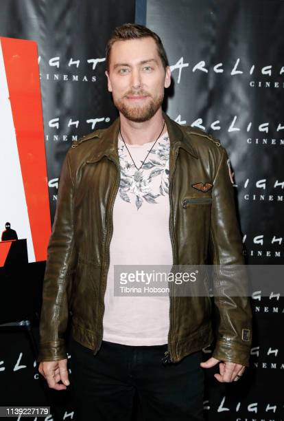 Lance Bass attends the YouTube original documentary 'The Boy Band Con The Lou Pearlman Story' at ArcLight Sherman Oaks on March 29 2019 in Sherman...