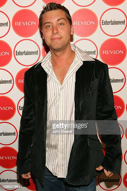 Lance Bass during Entertainment Weekly Magazine 4th Annual Pre-Emmy Party - Inside at Republic in Los Angeles, California, United States.