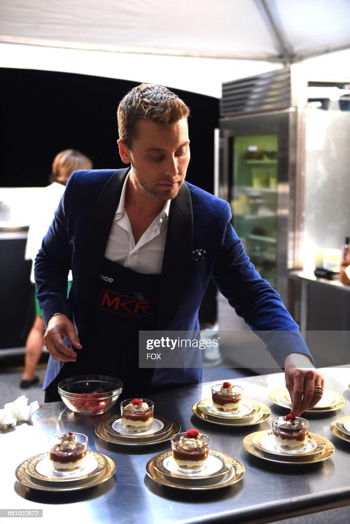 Lance Bass in the Champion is Crowned season finale episode of MY KITCHEN RULES airing Thursday, March 2 (9:01-10:00 PM ET/PT), on FOX.